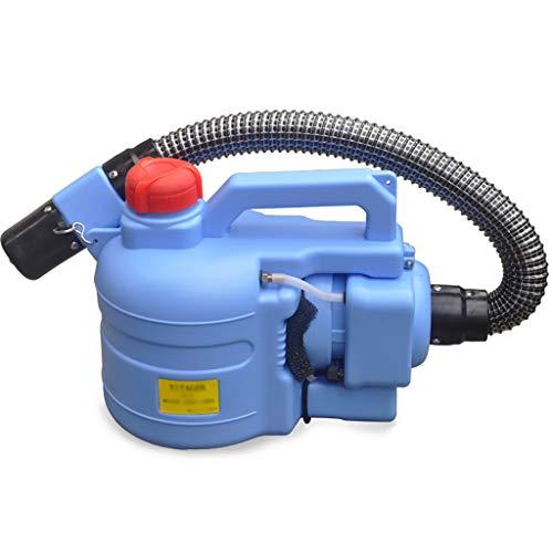 ELSP Rociador Eléctrico Portátil de 5L Máquina de Nebulización de Mosquitos Fogger Inteligente De Ultra Baja Capacidad para Plagas de Mosquitos, 800W