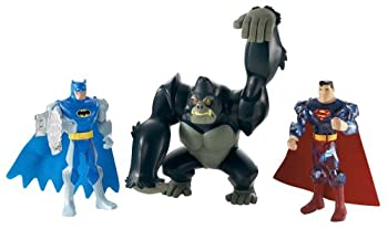 Batman Stealth Strike Gorilla Attack Battle Pack Figures
