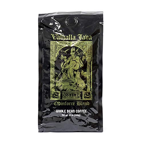 Valhalla Java Whole Bean Coffee