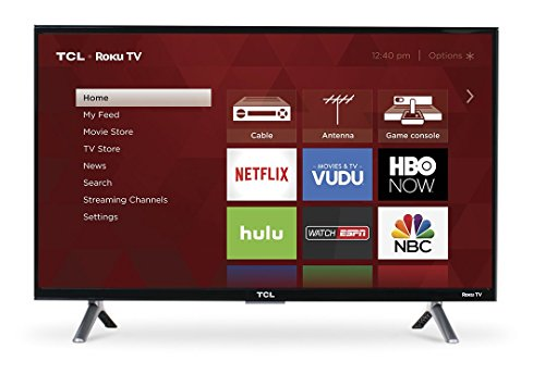 TCL 40S305 40-Inch 1080p Roku Smart LED TV (Certified Refurbished)