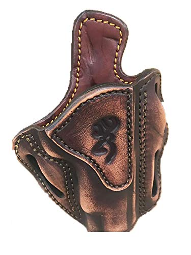 Browning Pistol Accessory 12904015 Holster,1911 Dstrss Lthr Open, Multi, One Size