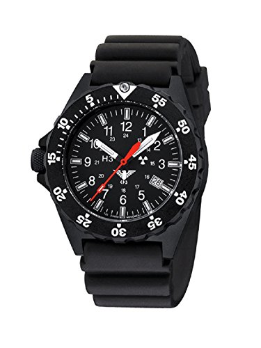 KHS Shooter H3 Tactical Watches Militäruhr