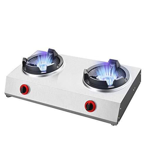 Cuisinière à gaz liquéfié à moyenne et haute pression, cuisinière à gaz liquéfié, peut être utilisée dans les maisons, restaurants et autres endroits