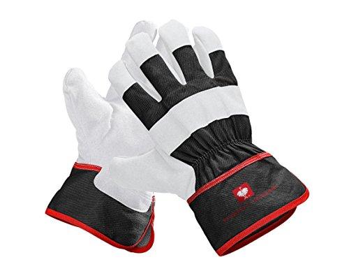 engelbert strauss Unisex Kinder-Mikrofaserhandschuhe Handschuh, Grau, 15 cm