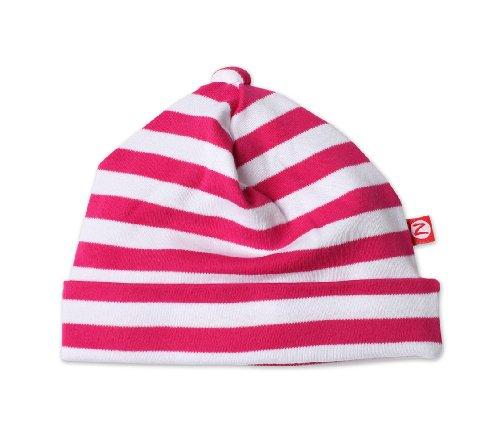 Zutano Baby-Girls Newborn Primary Stripe Cap,...