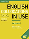 English Collocations in Use Advanced. Second Edition. Book with Answers.