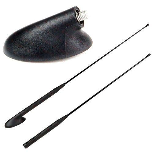 Dachantenne Antennenfuss Antennensockel Radio Adapter Antenne Stabantenne Gewinde mit Gummidichtung