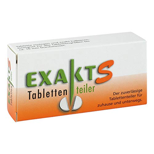 Exakt S Tablettenteiler, 1 St