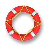 Martek Hsemarket_ Flotador Anuario Náutico - Boya de salvamento - Barco homologado mar, piscina, 4 kg