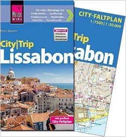 Reise Know-How CityTrip Lissabon: Reiseführer mit Faltplan und kostenloser Web-App ( 23. Februar 2015 )