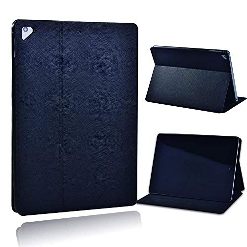 Printed Marble Pu Leather Smart Tablet Stand Folio Stand Case Cover For Ipad 2 3 4 5 6 /Ipad Mini 1 2 3 4 5 /Air 1 2 3/Pro 2nd (Color : Black, Size : IPad Air 3 10.5 2019)