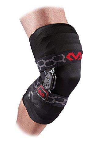 McDavid Bio-Logix Knee Brace, Black, Left, Large