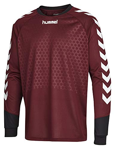 hummel Essential Gk Maillot Mixte Adulte, Marron Cannelle, FR : S (Taille Fabricant : S)
