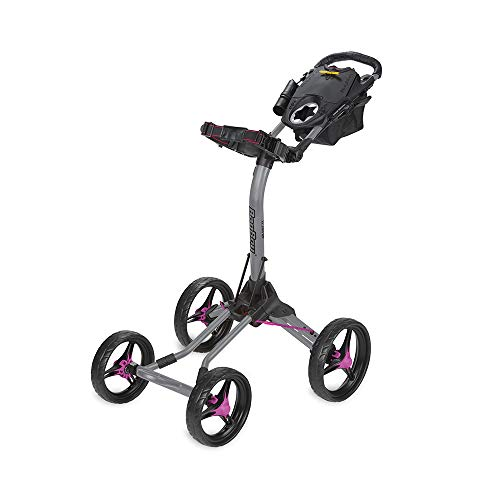 Best Deals! Bag Boy Quad XL Golf Push Cart
