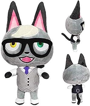 NC56 Plush Toys Soft Toys Animal Crossing Plush Toy Cartoon Raymond Amiibo Card Stitches Doll Kk Isabelle 1Pcs 20Cm