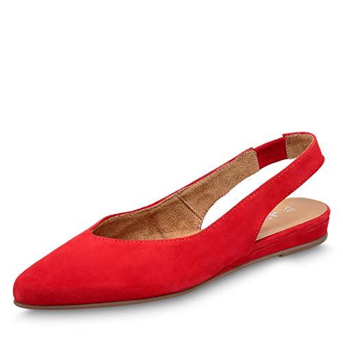 Tamaris Damen Sling rot Leder 1-1-29406-26 515
