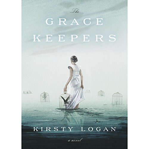 The Gracekeepers audiobook cover art