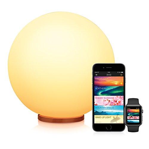 Elgato Avea Flare, Mobiles Stimmungslicht  - für iPhone, iPad, Apple Watch oder Android-Smartphone, Bluetooth Smart, IP65
