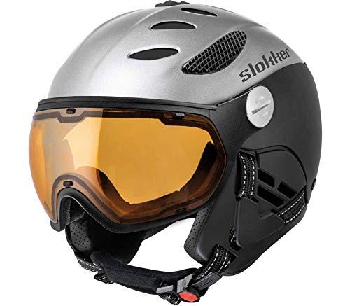 Slokker Ski- und Snowboardhelm BALO Polar-photocrom Modell 2019-2020/60-62