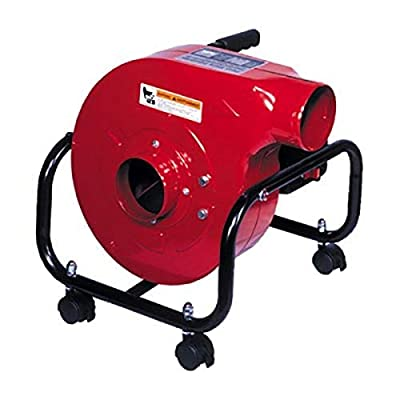 PSI Woodworking DC3XX 1.5 HP Portable Dust Collector Motor Blower from PSI Woodworking