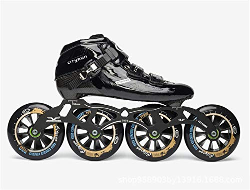 Purchase TTYY Professional Inline Speed Skates Carbon Inline Speed Skating Shoes Adults Child Inline...