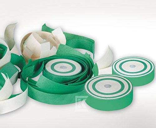 Deitert Konfetti-Frisbee grün-weiß