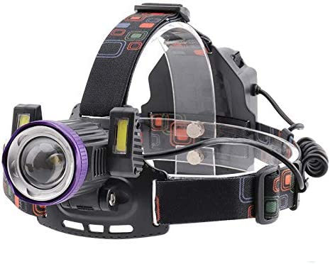 LED Headlamp Fort Worth Mall Led Detroit Mall 4 Modes Usb Charger Zoomable Headlight