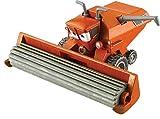 Disney Pixar Cars Radiator Springs Petite Voiture Moissonneuse Frank, Jouet pour Enfant, Flf89
