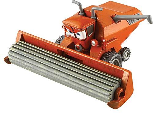 Disney Cars FLF89 - Die-Cast Deluxe Spielzeugauto Frank, Spielzeug ab 3 Jahren
