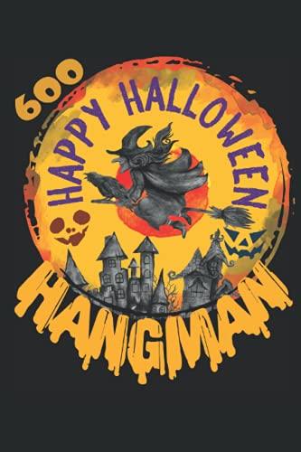 hangman: 600 juegos del ahorcado para cualquier persona Libro de actividades   Libro de juegos de rompecabezas para cualquier persona   Rompecabezas ... Gamepad Juegos de palabras para cualquier pe