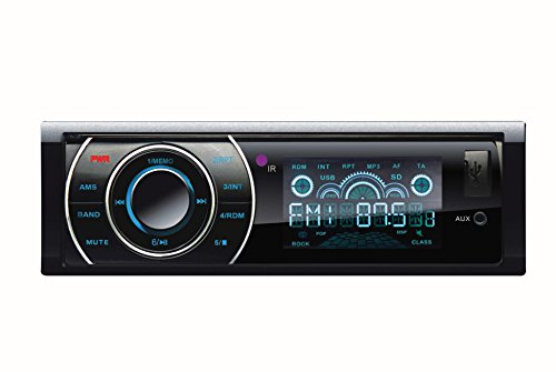 xo vision bluetooth audio receivers XO Vision XR304 40Wx4 CD & MP3 Receiver with USB, SD, AUX Input on Front Panel