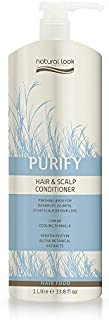 Natural Look Purify Hair and Scalp Conditioner 1 Litre
