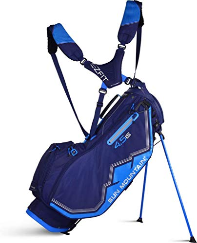 Sun Mountain 2019 Womens 4.5 Ls Stand Bag Navy/Blue