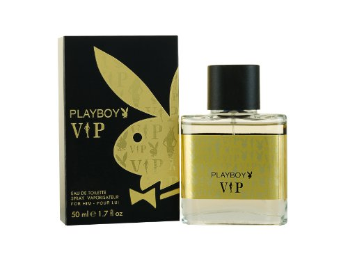 cheap Men's Playboy VIP Edt Spray 1.7 oz