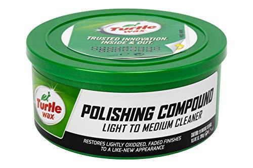 Turtle Wax TW53189 Pulimento en Pasta Medium 297 gr, Multicolor