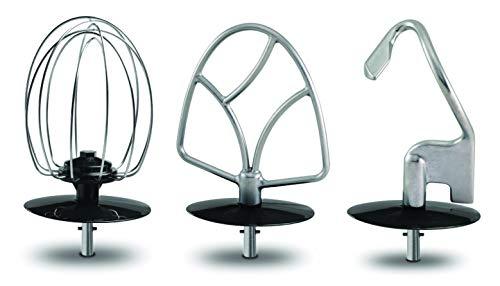 Moulinex-QA810D-MasterChef-Groer-Planetenrhrer-1500-W-67-Liter-8-Geschwindigkeiten-Grau