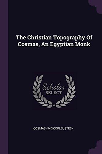 CHRISTIAN TOPOGRAPHY OF COSMAS