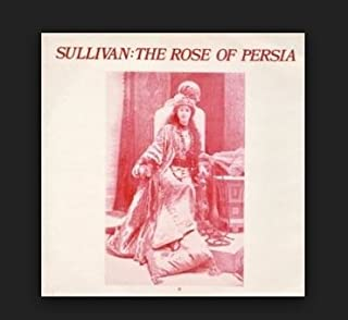 The St. Alban's Rose of Persia (1963) LP Set