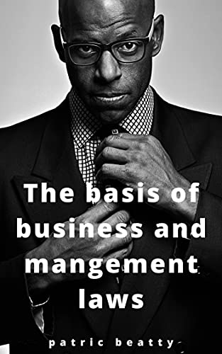 Couverture du livre The basis of business and mangement laws