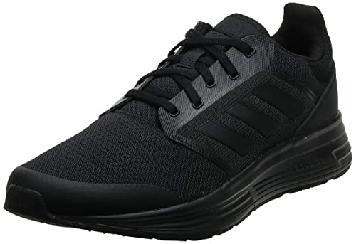 adidas Herren Galaxy 5 Running shoes, Schwarz, 45 1 3 EU