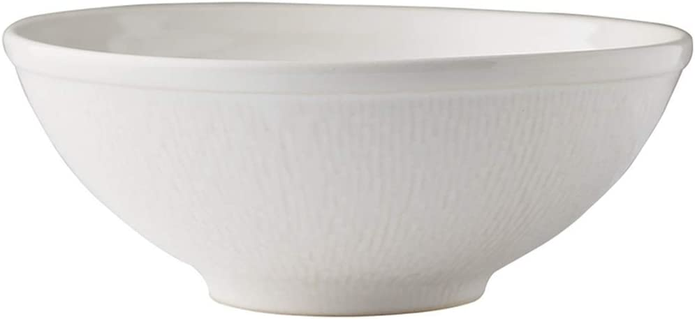 White Household Noodle National uniform free shipping Ceramic Personal Creative Salad Max 72% OFF Bowl