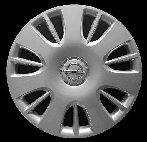 Generico Allgemeine Opel Corsa ab 2016 Radkappen UNO (1) Code 5909/5 Durchmesser 15