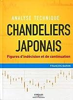 Chandeliers japonais - Figures d'indécision et de continuation de François Baron