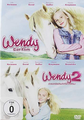 Wendy - Der Film / Wendy 2 - Freundschaft für immer [2 DVDs]