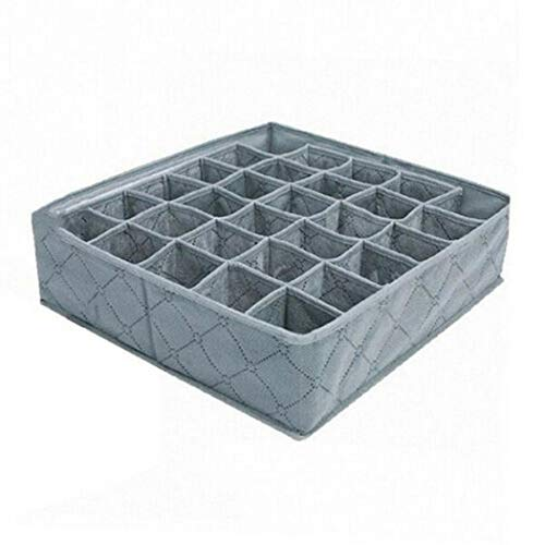 30 Cell Collapsible Cabinet Closet Organizer Storage Boxes  70% off code: HWFJPAZH      A…