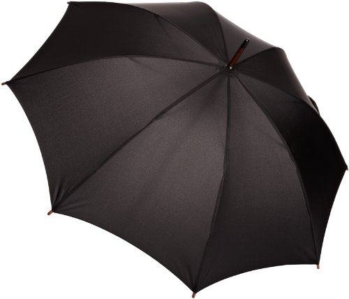 Fulton Unisex Kensington Umbrella Black One Size