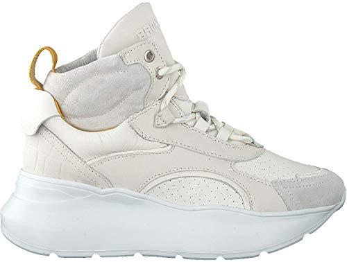 Bronx Damen Sneaker high Grayson weiß 38