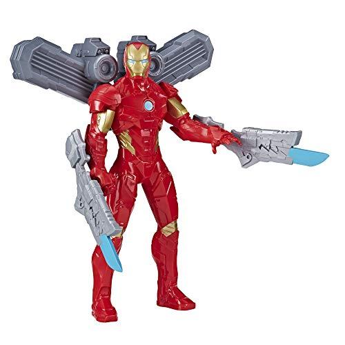 Hasbro Figura Iron Man Action 23 cm con accesorios Marvel Av