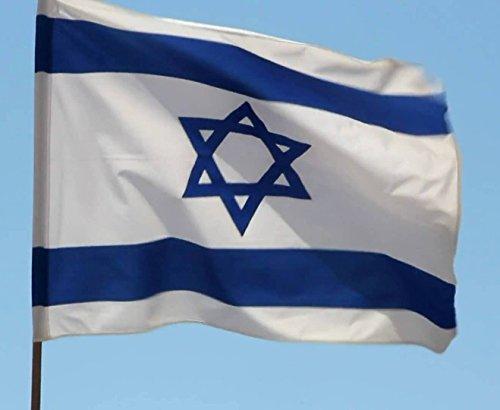 Drapeau israélien, Medium Size 90cm x 60cm