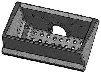 Braciere originale MCZ cod. 41301402101V per stufa pellet